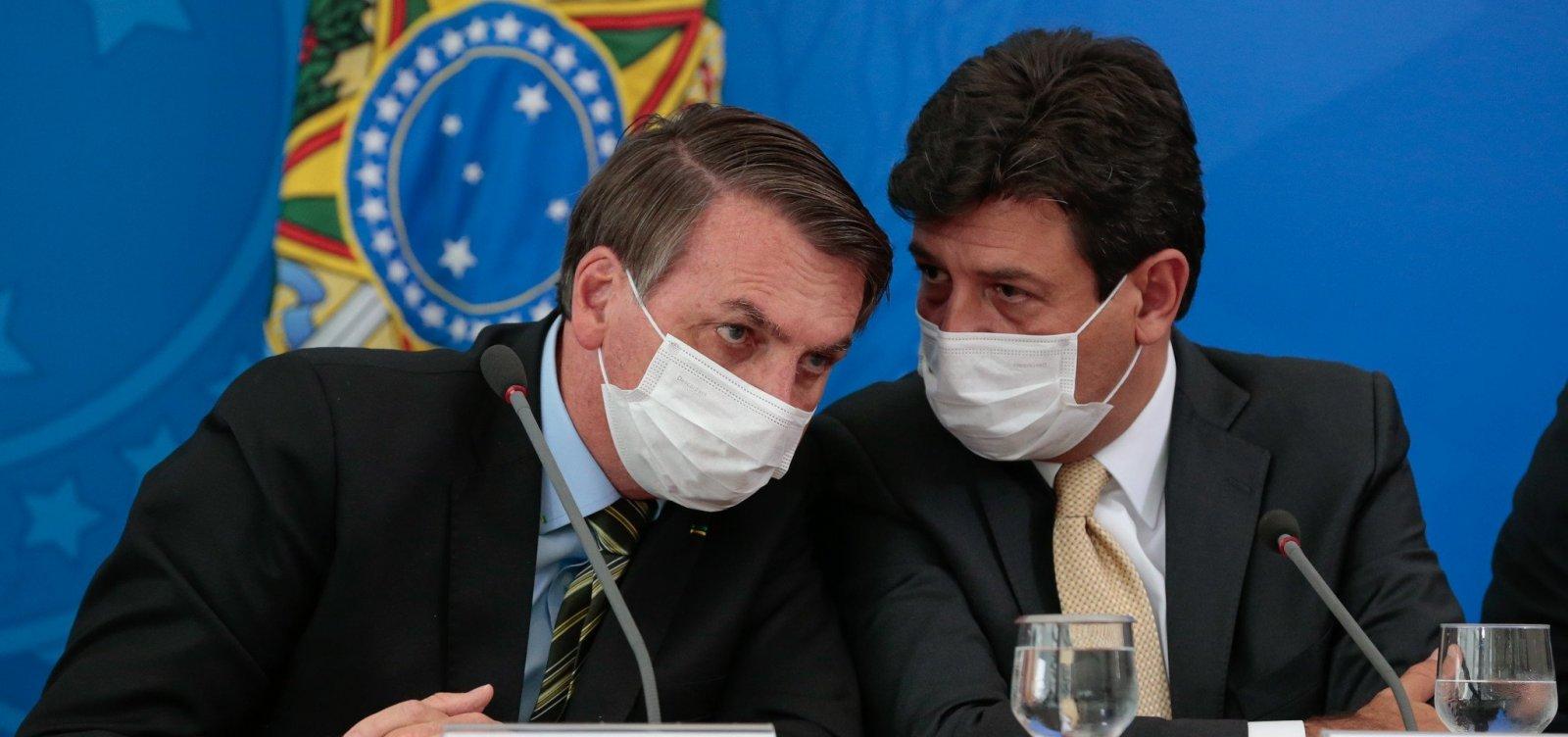 [Governo Bolsonaro contraria próprio ministério e lança campanha contra isolamento social; veja]
