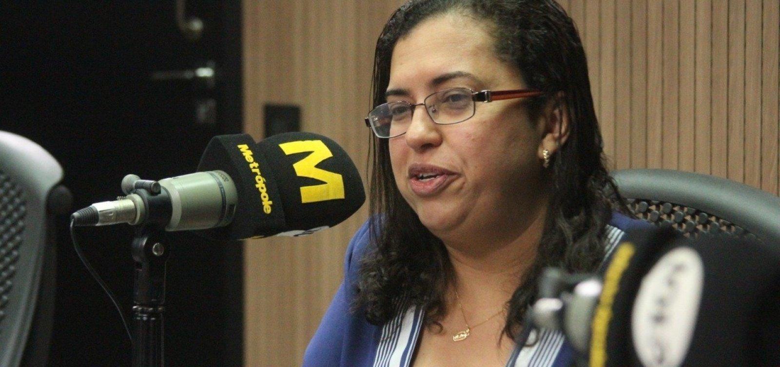 [Prefeitura apoia instituições de acolhimento a crianças durante pandemia, diz secretária]