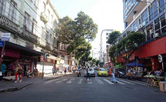[Decreto que limita funcionamento de lojas de rua em Salvador começa a valer neste sábado]
