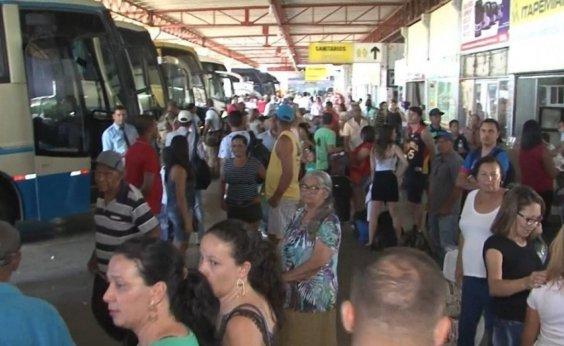 [Bahia tem 29 cidades com transporte intermunicipal suspenso a partir de hoje]