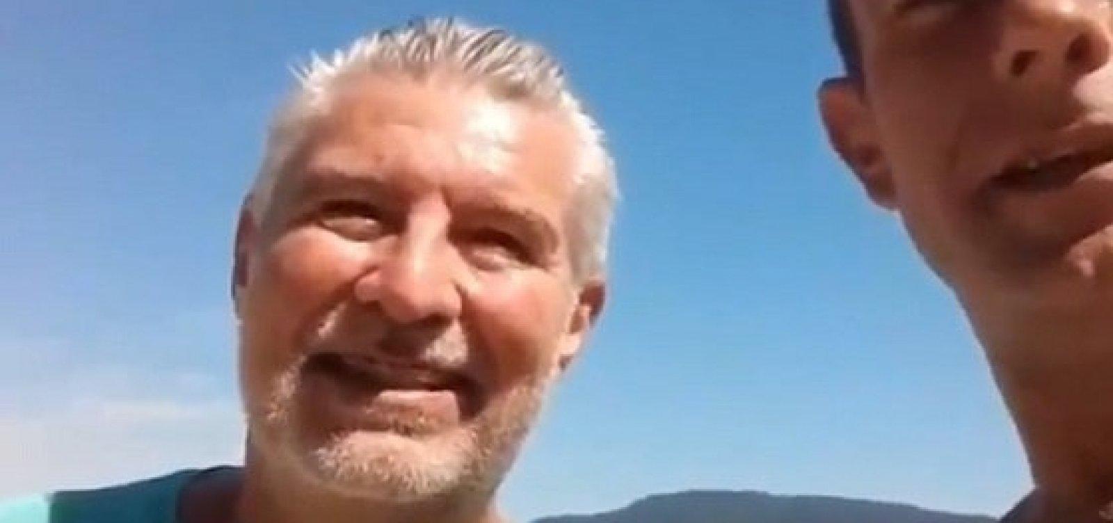 [Covid-19: Ex-presidente do TJ-SP e pré-candidato desobedece lei e vai à praia]