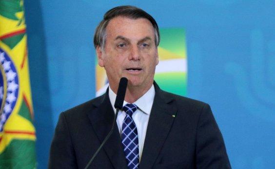 [Bolsonaro diz ter vontade de baixar decreto para população poder trabalhar]
