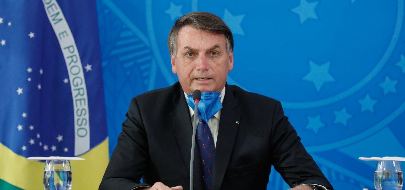 [Governadores prometem reagir a eventual decreto de Bolsonaro]