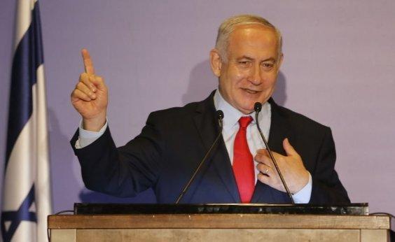 [Netanyahu está em isolamento após contato com assessora infectada por coronavírus]