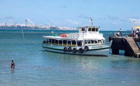 [Travessia Salvador-Mar Grande volta a operar nesta segunda após seis dias parada]