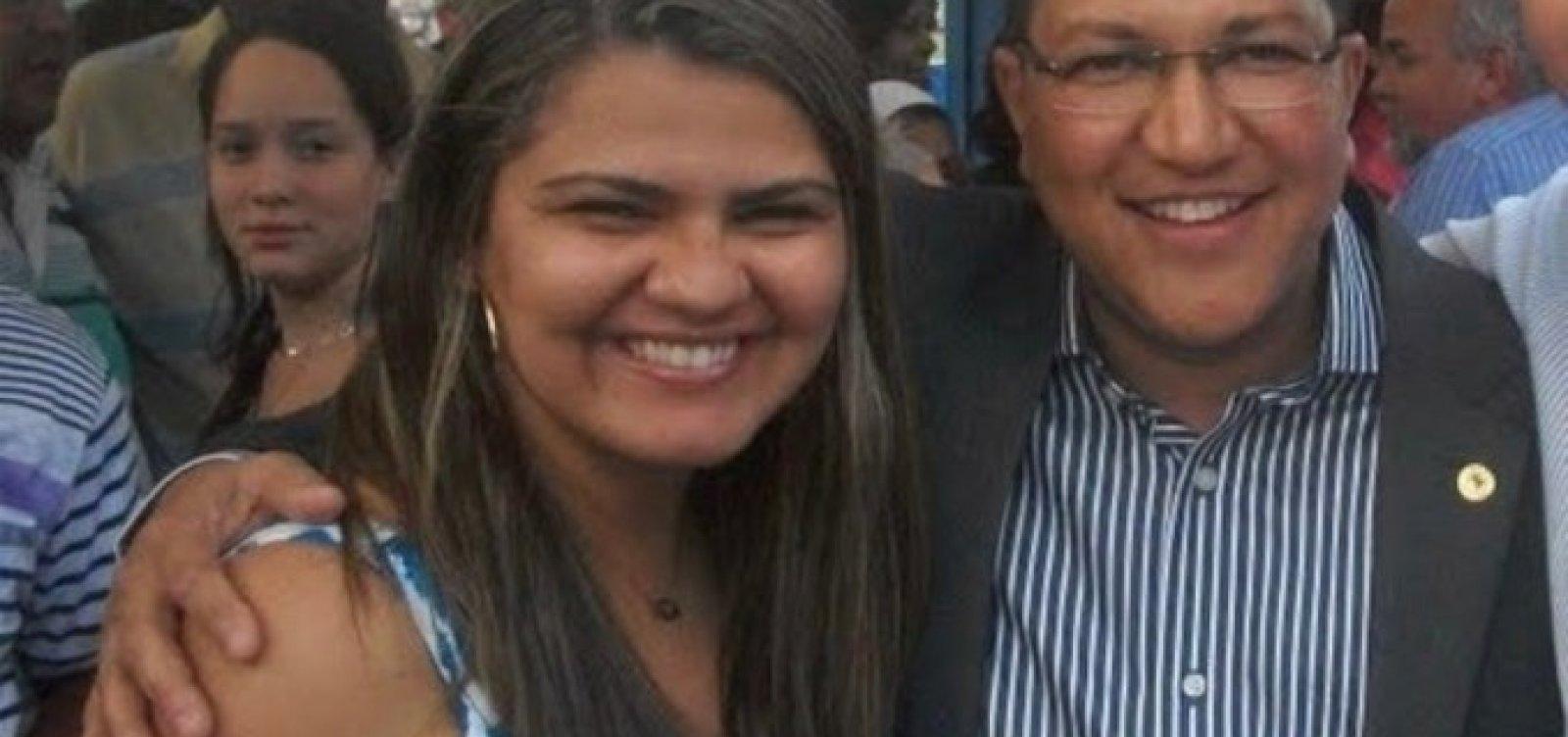 [Mulher de ex-deputado Augusto Castro é internada às pressas em Itabuna]