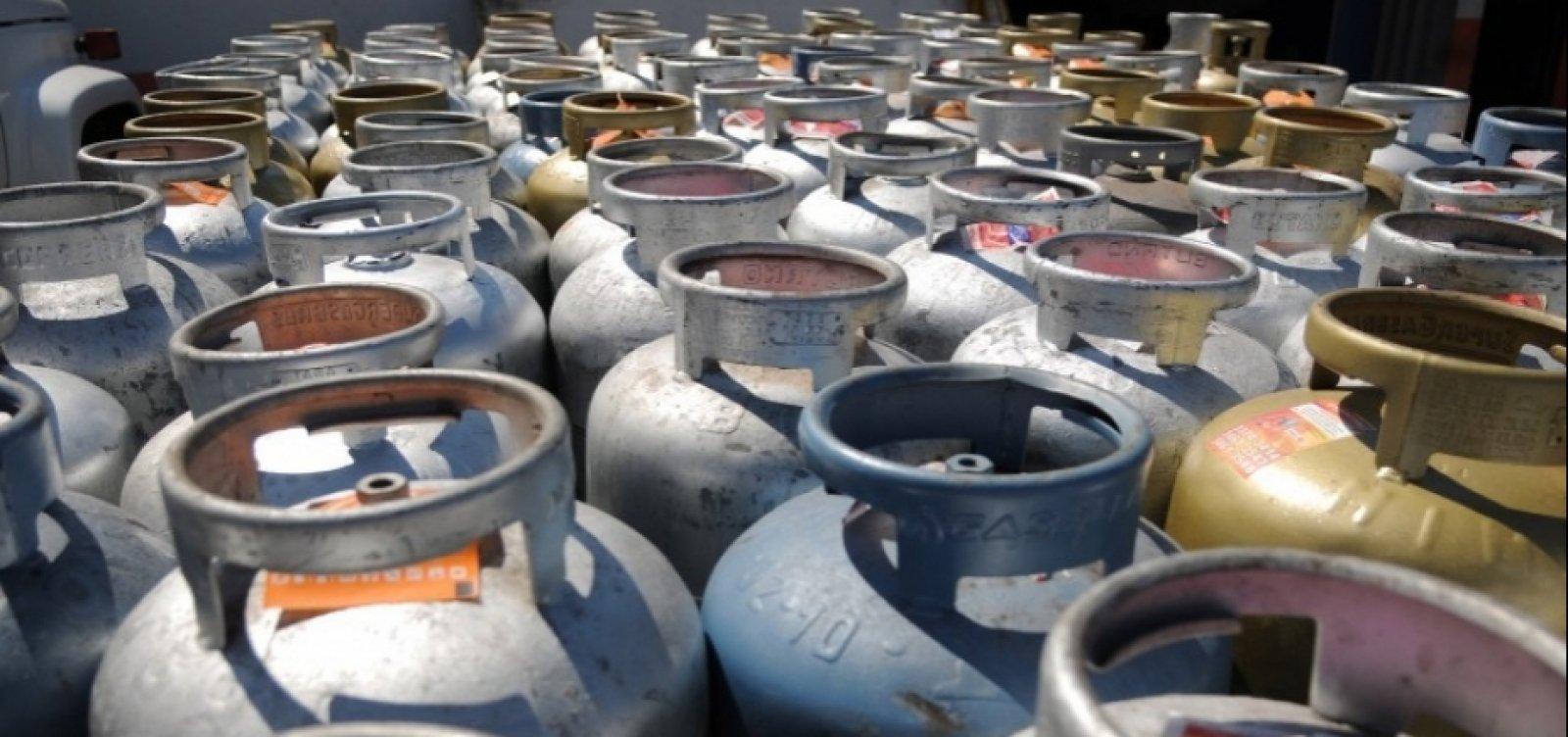 [Petrobras reduz preço do gás residencial em 10%]