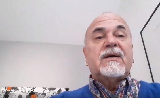 [Há 1 mês na Itália, professor da Ufba, Luiz Mott, não consegue retornar ao Brasil]