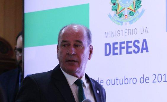 [Ministério da Defesa divulga 'ordem do dia' de hoje afirma que 1964 foi 'marco para a democracia']