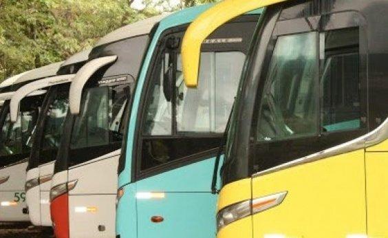 [Governo amplia suspensão de transporte intermunicipal a cinco cidades]