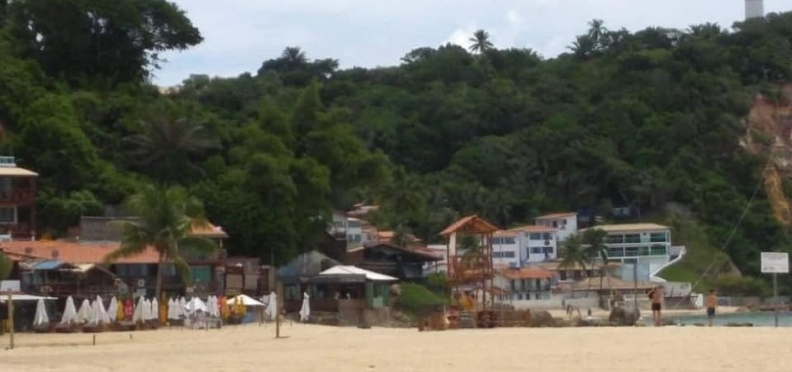 [Coronavírus: Cairu usará recursos da tarifa de acesso a Morro para beneficiar famílias carentes]