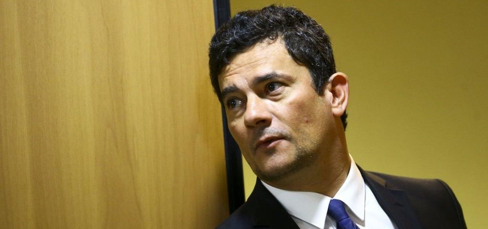 [Moro se junta a Guedes e Mandetta em oposição a Bolsonaro]