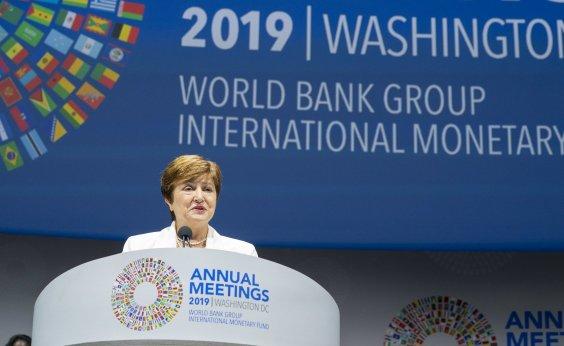 [Recuperação econômica de 2021 depende de contenção da pandemia, diz FMI]
