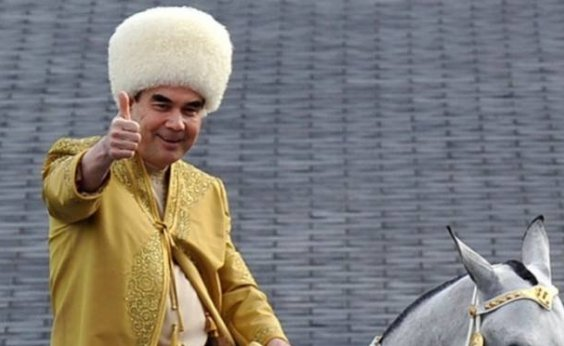 [Ditador do Turcomenistão proíbe a palavra coronavírus no país]