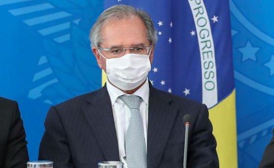 [Coronavírus: Guedes diz que medidas de controle já chegam a 2,6% do PIB]