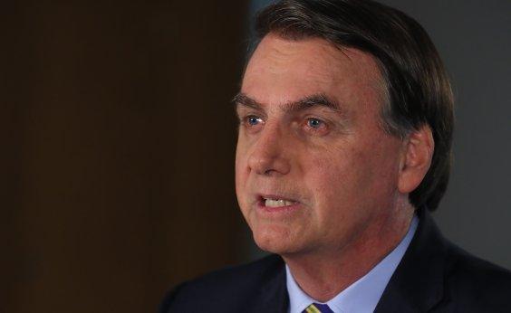 [Em novo pronunciamento, Bolsonaro muda o tom e não critica isolamento social]