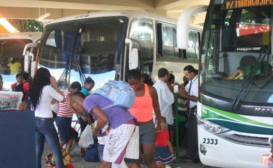 [Coronavírus: Mais sete cidades baianas têm transporte intermunicipal suspenso ]
