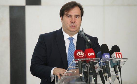 [Presidente da Câmara cobra planejamento do governo ante crise do coronavírus]