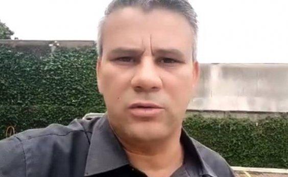 ['Bolsonaro está louco', afirma líder dos caminhoneiros ]