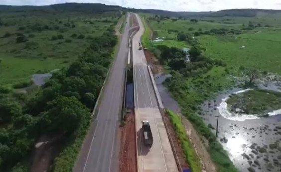[DNIT libera mais 15 km de pista duplicada na BR-101, entre Esplanada e Entre Rios]