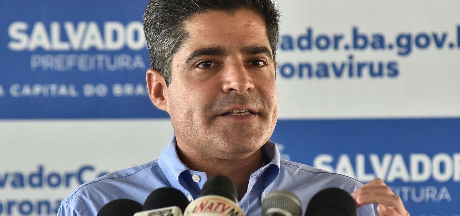 [Prefeitura anuncia testes rápidos de Covid-19 nas ruas de Salvador]