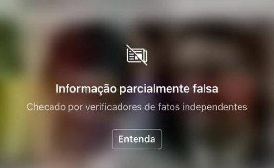 [Instagram avisa que Regina Duarte postou notícia 'parcialmente falsa' sobre cloroquina]