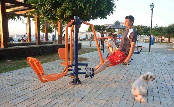 [Para ampliar isolamento, oito academias ao ar livre são fechadas em Salvador]