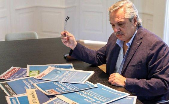 [Governo da Argentina impede demissões, dá desconto em contribuição e complementará salários]