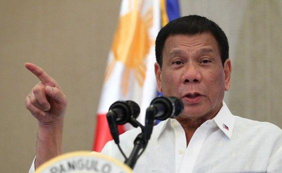 [Presidente das Filipinas manda polícia matar quem descumprir isolamento]