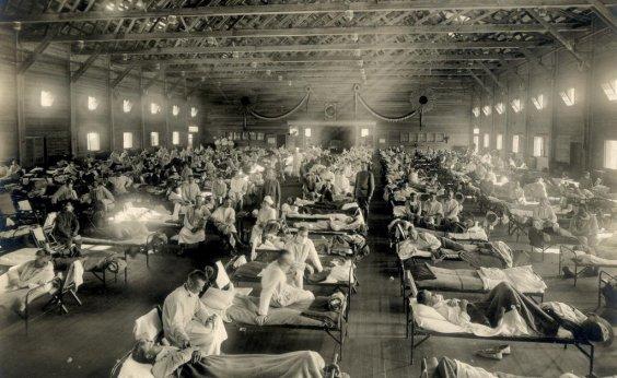 [Coronavírus e gripe espanhola: fotos antigas mostram semelhanças durante pandemias]