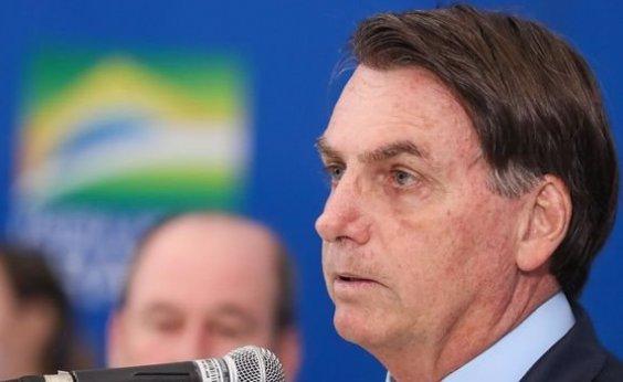 [Depois de anunciar sanção, Bolsonaro diz que espera MP para oficializar auxílio de R$ 600]