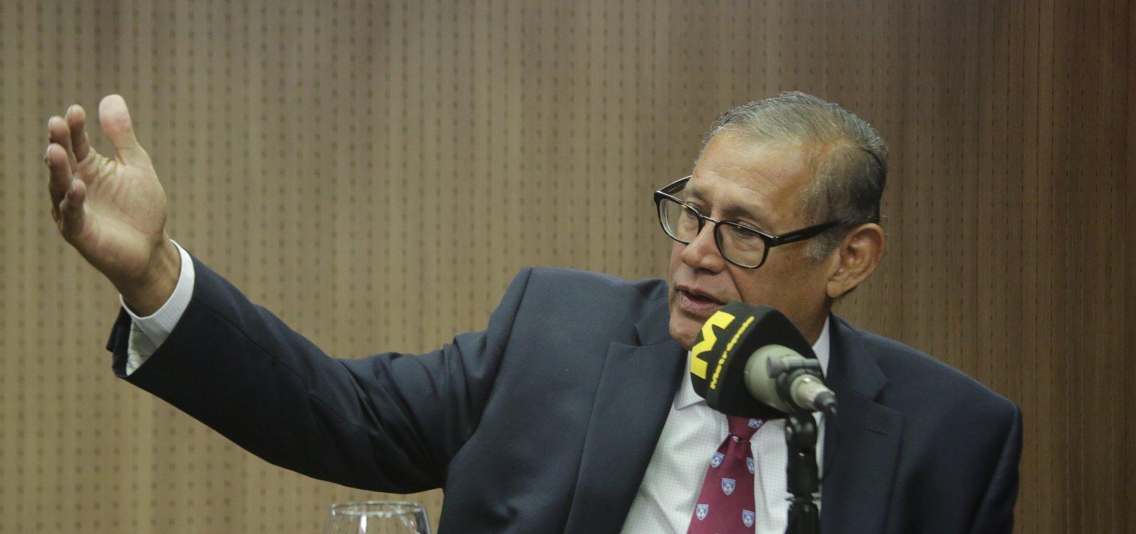 ['Estratégia de guerra', diz Roberto Badaró após EUA reter respiradores comprados pela BA]