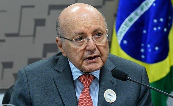 [Querer abandonar medidas de contenção é estupidez de Bolsonaro, diz ex-ministro Maílson da Nóbrega]