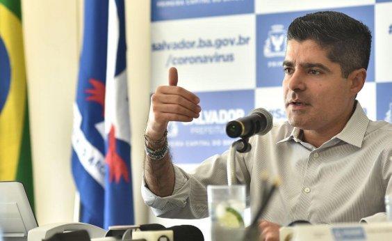 [Prefeitura prorroga fechamento de shoppings, praias e comércio em Salvador]