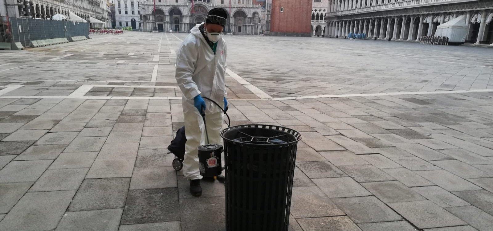 [Confinamento na Itália será prorrogado até 2 de maio]