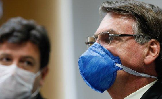 ['Vai quebrar tudo', diz Bolsonaro em nova crítica ao fechamento do comércio]