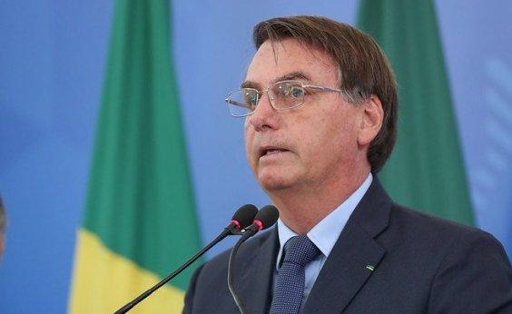 [Em novo ataque à imprensa, Bolsonaro diz que não chegou à presidência para perder para urubus]
