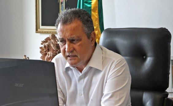 [Deputados vão destinar emendas para medidas contra o coronavírus, anuncia governador]