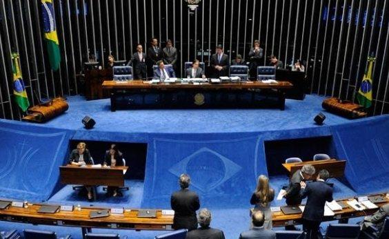 [Senado aprova proposta que proíbe despejos na crise da Covid-19]