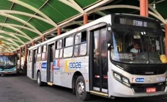 [Feira: idosos e pessoas com deficiência ou enfermidade devem usar ônibus em horários alternativos]