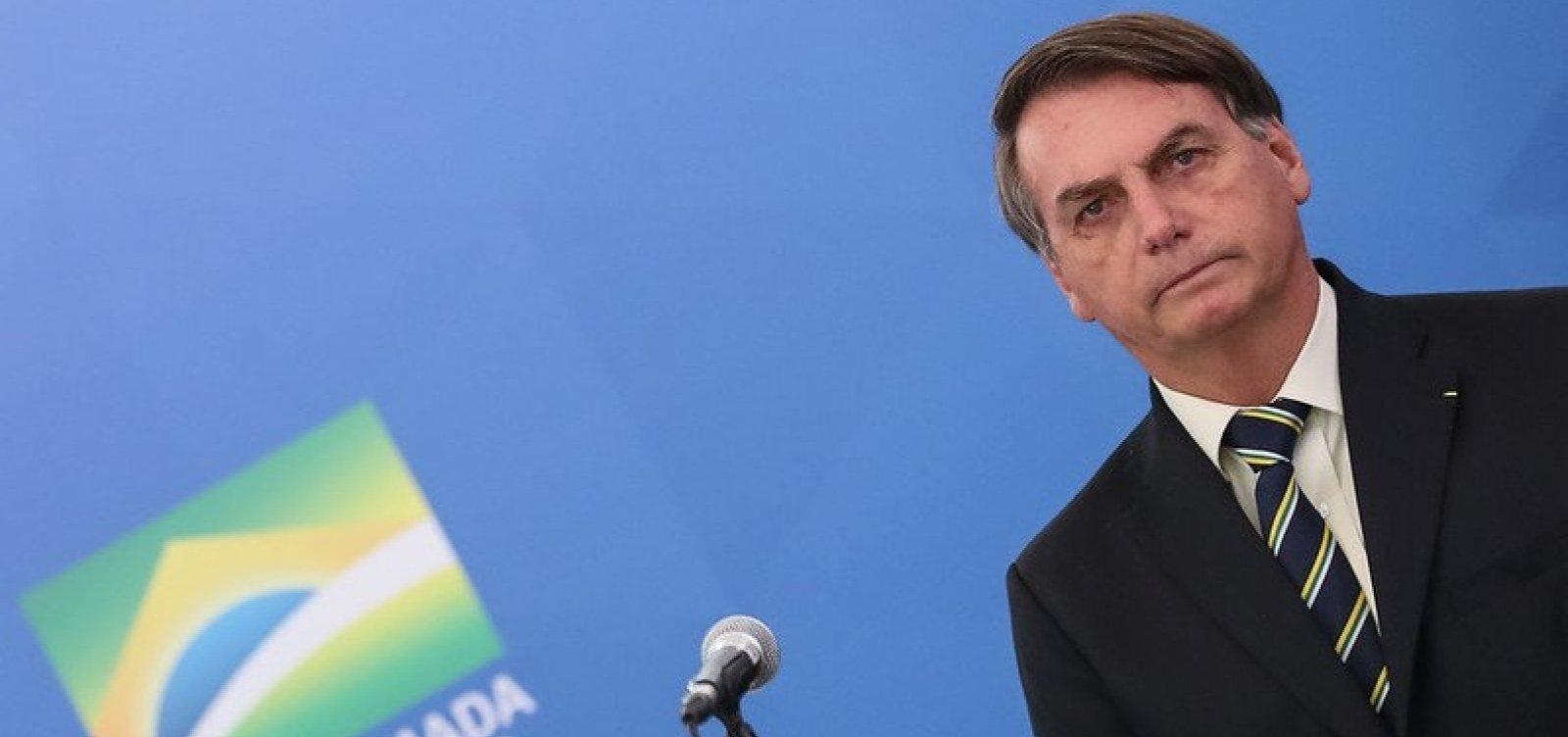 [Bolsonaro é denunciado em tribunal internacional por crime contra a humanidade]