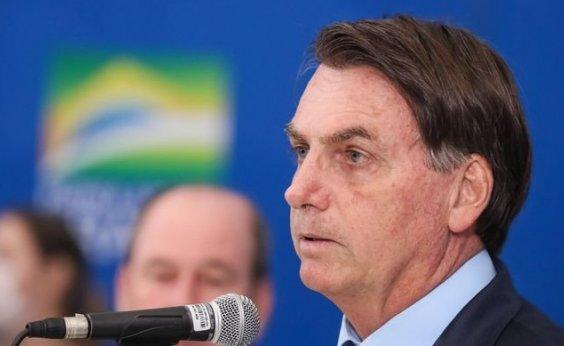 [Bolsonaro pede apoio da Índia no fornecimento de insumos para cloroquina]