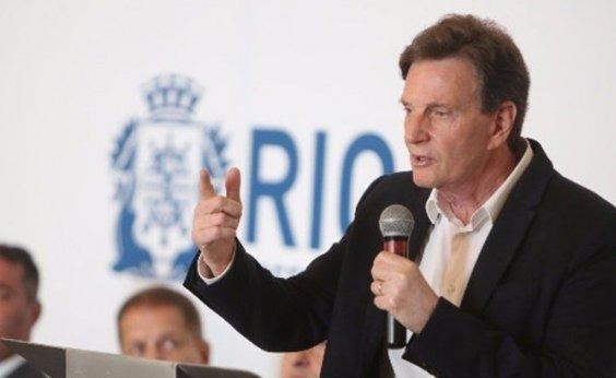 [Prefeito do Rio de Janeiro vai doar salário para fundo contra coronavírus]