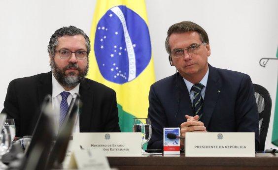 [Ministros ideológicos mantêm alinhamento a Bolsonaro na crise do coronavírus]
