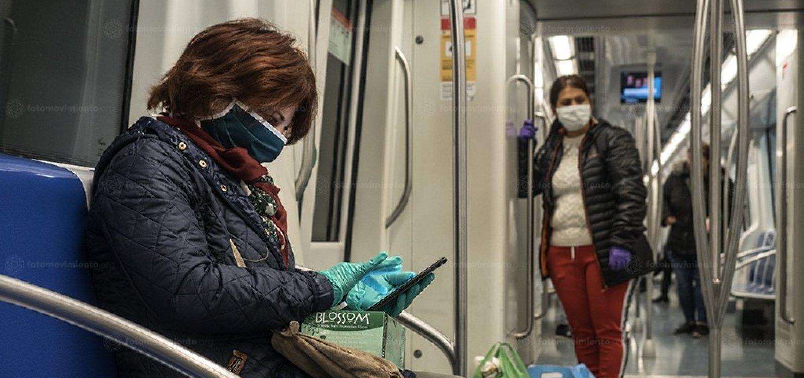 [Número de mortes por coronavírus cai pelo terceiro dia seguido na Espanha]