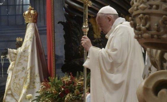 [Papa inicia Semana Santa com celebração sem presença de fiéis]