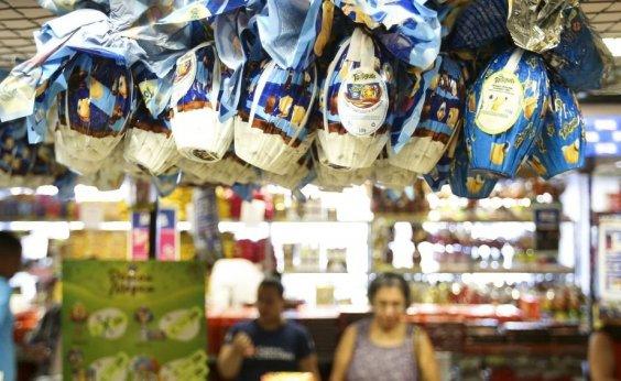 [Vendas do período de Páscoa devem cair 5,6% na Bahia, indica Fecomércio]