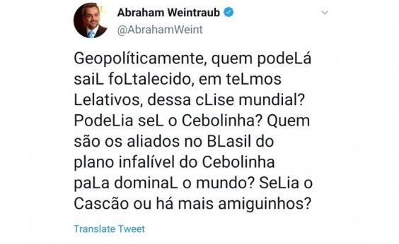 [Embaixada da China diz que post de Weintraub é 'racista' e traz influências negativas na relação com o Brasil]