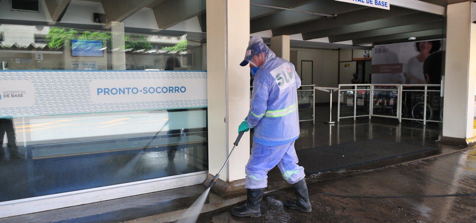 [Bahia registra 431 casos confirmados do novo coronavírus]