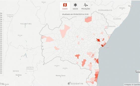 [Bahia teria 13 milhões de casos de Covid-19 em 30 dias sem isolamento, diz pesquisador]